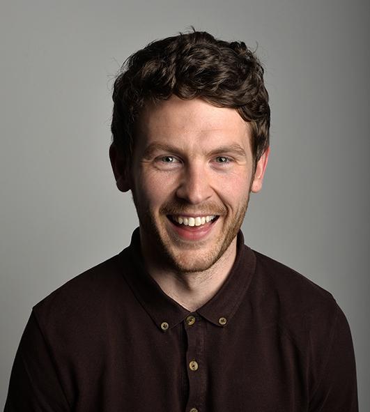 George Lewis (Winner of Amused Moose Laugh Off 2015)