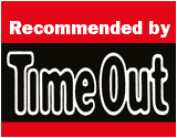 Timeout Magazine recommends Amused Moose Comedy shows